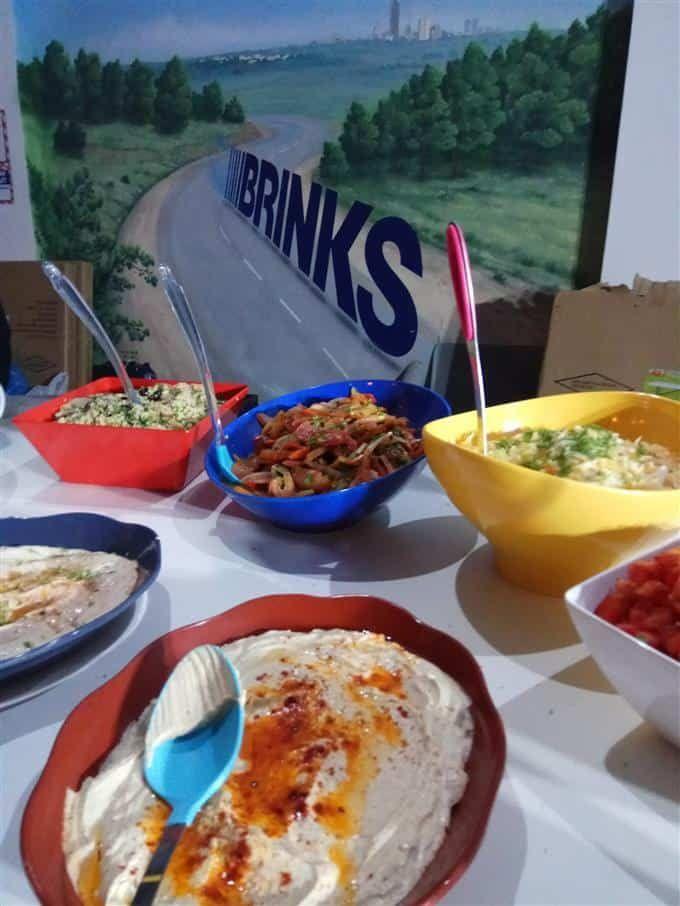 אירוע גריל חברת ברינקס (2)