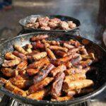 כלים להגשת הבשר